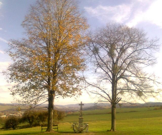Podzim u Božích muk