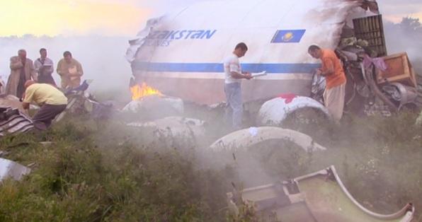 Museli ale zjistit důvod leteckého neštěstí, což se začalo jevit náramně složitě