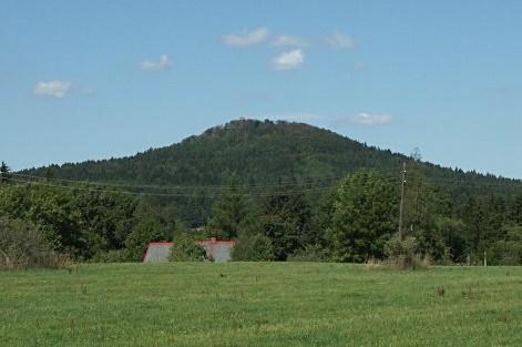 Vlčí hora  (Foto: Jiří Kühn)