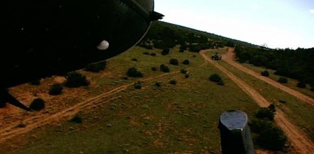 Velmi nepříjemné bylo, že se vrtulníky musely vracet po stejném kurzu a vytratil se moment překvapení