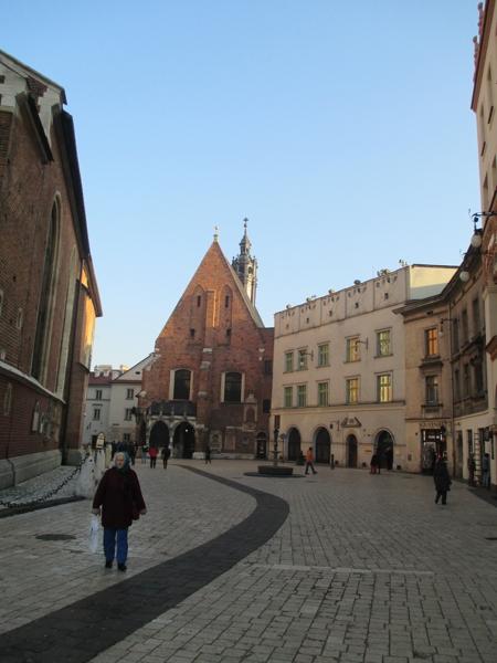 Královské město Krakov