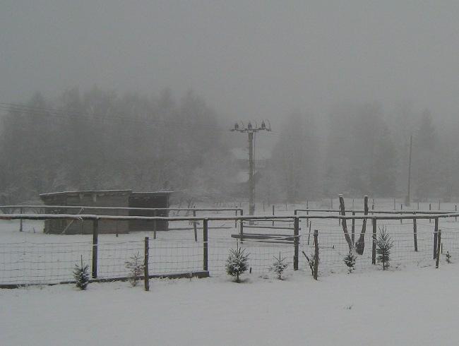 Druhý sníh