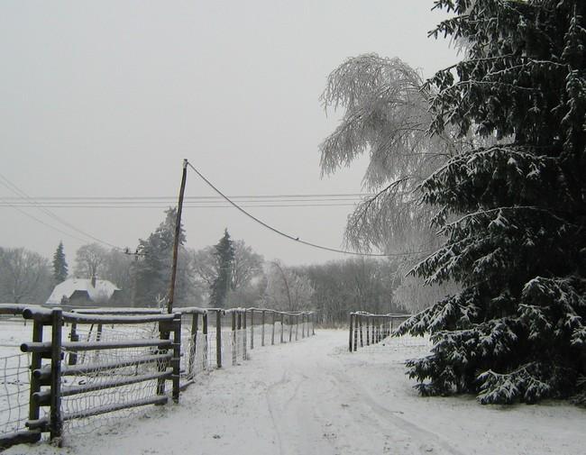 Třetí sníh - A teď ještě k valáškům