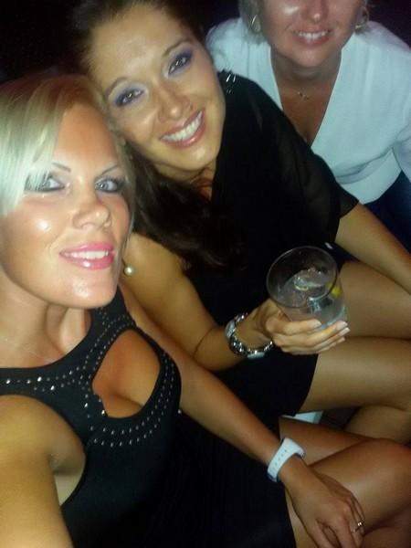 S nejstarší sestrou v klubu