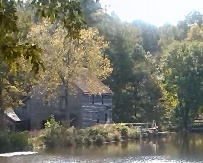 Pavel Šmilovič: Yates Mill