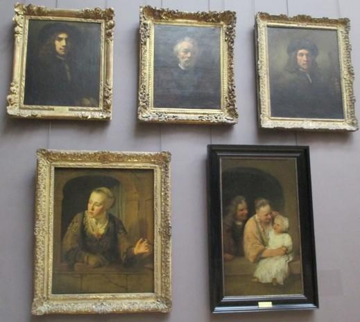 Rembrandt vBoudě
