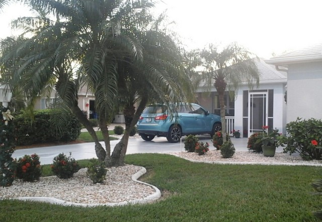 Kdyz jsme na Floride zavitali ke znamym blizko Saint Petersburg.