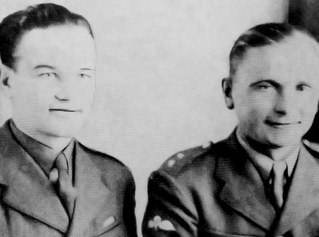 Moravan Jan Kubiš a Slovák Jozef Gabčík