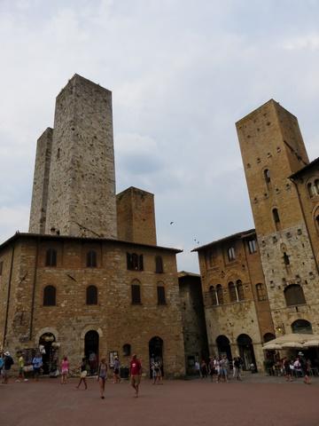 Vyhlídky a Věže