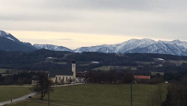 V italských Alpách